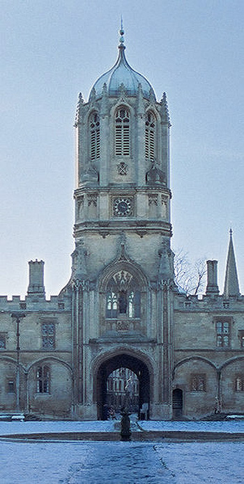 Tom Tower, Christ Church, Oxford